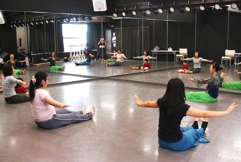 町田でベリーダンス。magnoliaクラスを毎週木曜日に開講!
