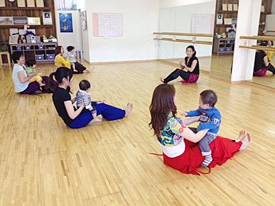 子連れでOK、町田・横浜・二俣川・鎌倉のベリーダンス教室、magnoliaくらす。